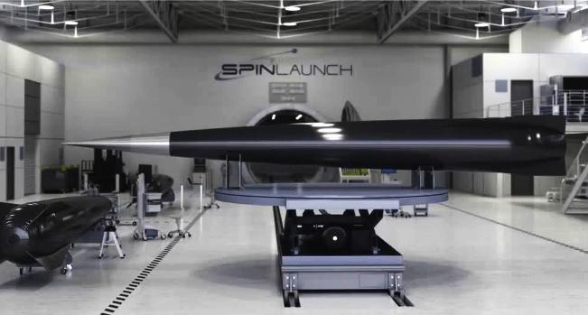 Стартап из США SpinLaunch привлек $40 млн на строительство катапульты для запусков ракет в космос