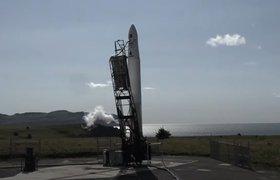 Четвертая попытка запуска ракеты подрядчиком Пентагона по военным спутникам завершилась провалом