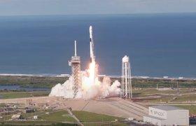 SpaceX запустит на орбиту новую партию спутников для «космического» интернета Starlink