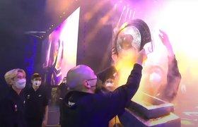 Российская команда победила на одном из крупнейших кибертурниров и взяла приз в $18,2 млн
