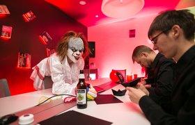 Фото: как российские компании отпраздновали Хэллоуин
