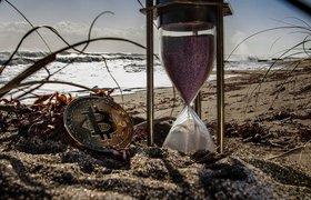 Курс биткоина впервые за год опустился ниже $5 тысяч