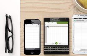 BlackBerry выпустит смартфон-квадрат