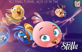 Rovio выпускает женскую версию Angry Birds
