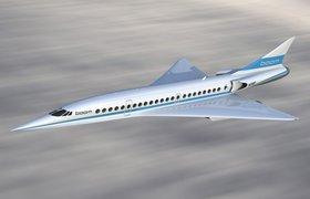 Ричард Брэнсон купит у американского стартапа 10 сверхзвуковых самолетов за $2 млрд