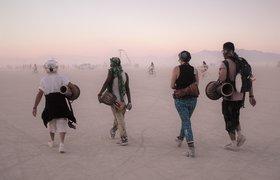 Наши на Burning Man: «То, что дают эти восемь дней, трудно с чем-то сравнить»