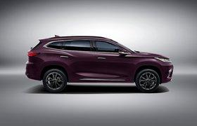 В Россию пришел новый автомобильный бренд — Cheryexeed