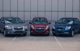Chevrolet поехал в массы: после возвращения на российский рынок продано 5000 бюджетных машин