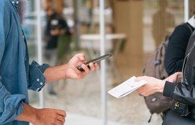 Dropbox позволит сканировать документы с мобильного телефона