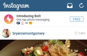 Instagram «случайно» анонсировал новый фотомессенджер
