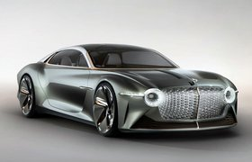 Bentley выпустит «ультраэксклюзивный» кабриолет за 123 млн рублей