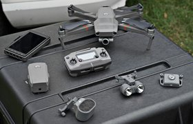 DJI разработала дрон для поиска пропавших людей