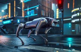Xiaomi представила кибер-пса собственной разработки