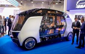 КамАЗ показал рабочий прототип российского беспилотного автобуса
