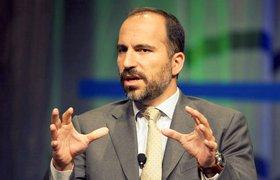 Совет директоров Uber выбрал нового главу компании вместо Каланика