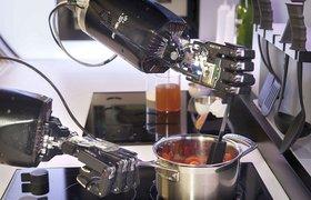 Британский стартап заявил о создании первого домашнего робота-повара