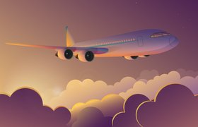 Как авиакомпании используют технологии, чтобы установить контакт с клиентом
