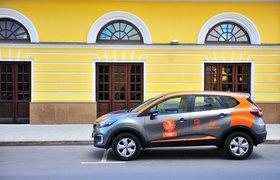 Каршеринг «Делимобиль» начнет поощрять пользователей за аккуратное вождение