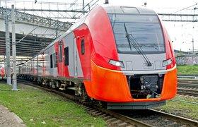 РЖД протестировали первый беспилотный электропоезд в Москве