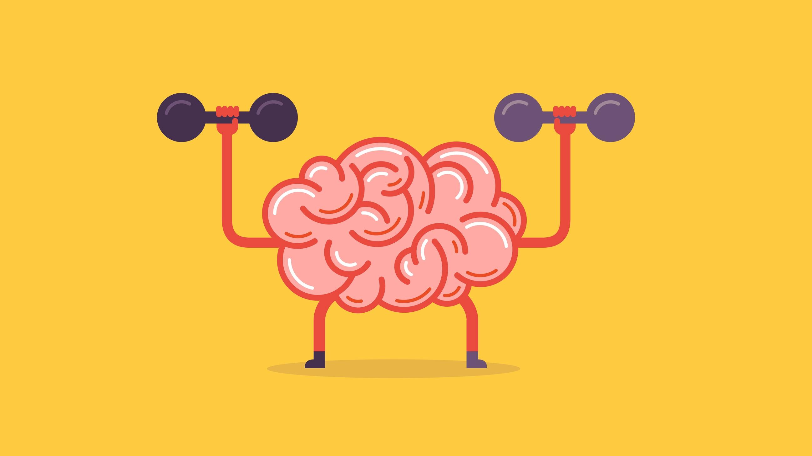За эти упражнения мозг скажет вам спасибо | Rusbase