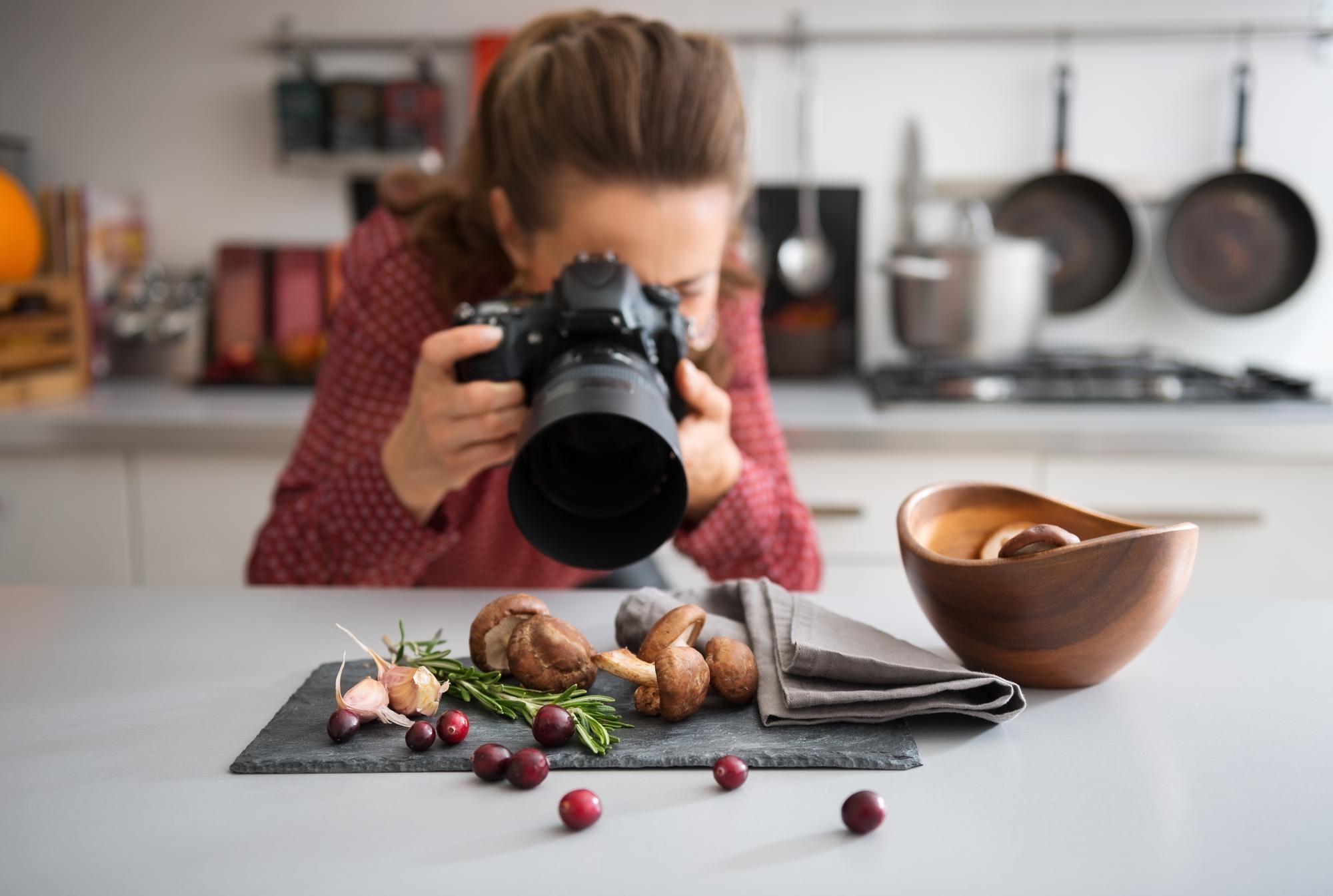 Как фотографировать еду для инстаграмма проявления