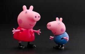Производитель игрушек Hasbro купит владельца «Свинки Пеппы» за $4 млрд