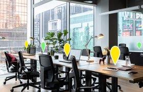 В России представили модернизированный «умный стол» с поддержкой бронирования рабочего места