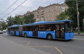 В автобусах Москвы установят системы для выявления безбилетников