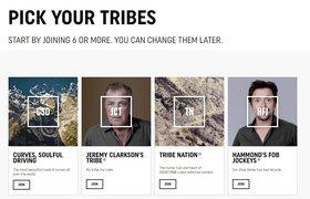 Джереми Кларксон с другими экс-ведущими Top Gear запустил соцсеть для автомобилистов