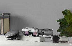 Стартап Magic Leap впервые за 6 лет разработки показал свои очки дополненной реальности
