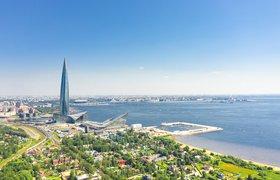«Газпром» официально переехал в Петербург из Москвы