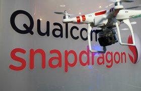 Qualcomm и AT&T протестируют беспилотники на мобильной связи