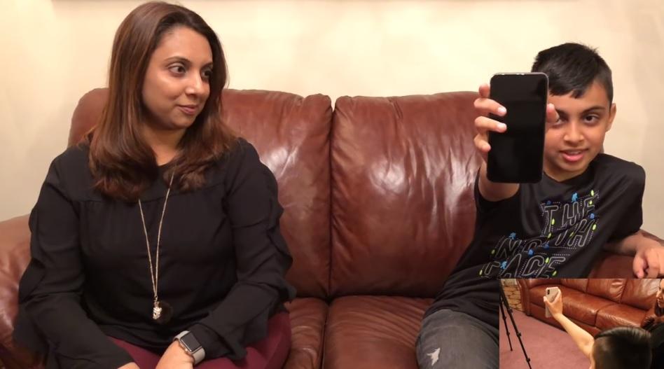 Видео: 10-летний мальчик смог разблокировать iPhone X своей матери из-за Face ID