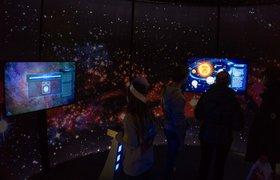 DeepBrain сделал интерактивные инсталляции для «Детского мира»