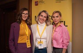 VISA, TUI и «Тинькофф Путешествия» встретились с финалистами Moscow Travel Factory на Speed Dating