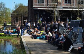 The Next Web Amsterdam: как это было