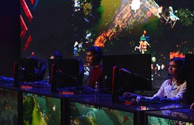 В Москве открыли киберспортивное пространство Yota Arena — 12 фото