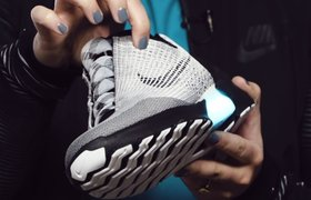 Nike назвала дату начала продаж кроссовок из «Назад в будущее»