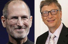 Билл Гейтс назвал Стива Джобса «мастером заклинаний», а себя — «мелким волшебником»