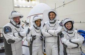 SpaceX объявила финальную дату запуска частной экспедиции на орбиту