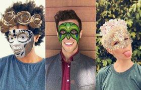 Как создать маску в инстаграме: подробная инструкция