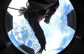 Один день в космосе: Члены гражданской миссии Inspiration4 опубликовали первые фотографии