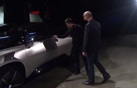 Связанный с LeEco конкурент Tesla отложил строительство завода на неопределенный срок