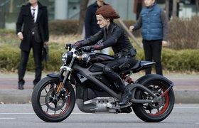 Harley Davidson выпустит электробайк