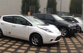 Крупнейшие автопроизводители запустят единую сеть зарядки электрокаров в Европе