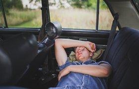 Водителям Uber и Lyft приходится жить в машинах, чтобы свести концы с концами