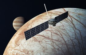 SpaceX запустит миссию NASA к спутнику Юпитера