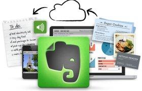 LinguaLeo и Evernote создали совместный «блокнот»