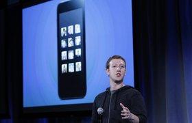 Цукербергу хватило года, чтобы захватить рынок мобильной рекламы