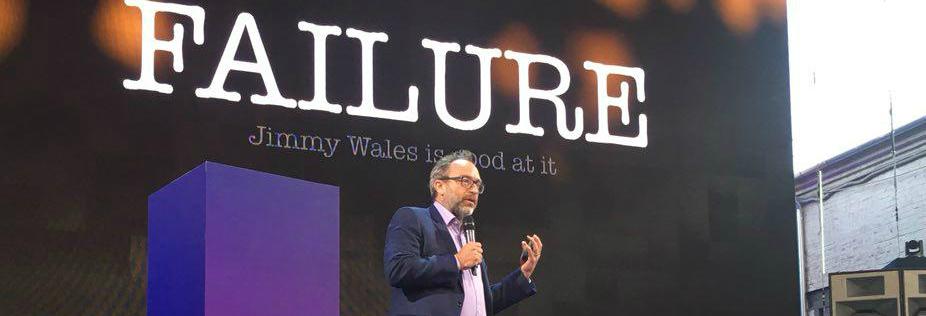 Основатель Википедии рассказал о бизнес-провалах и дурацкой идее, которая привела его к успеху | Rusbase